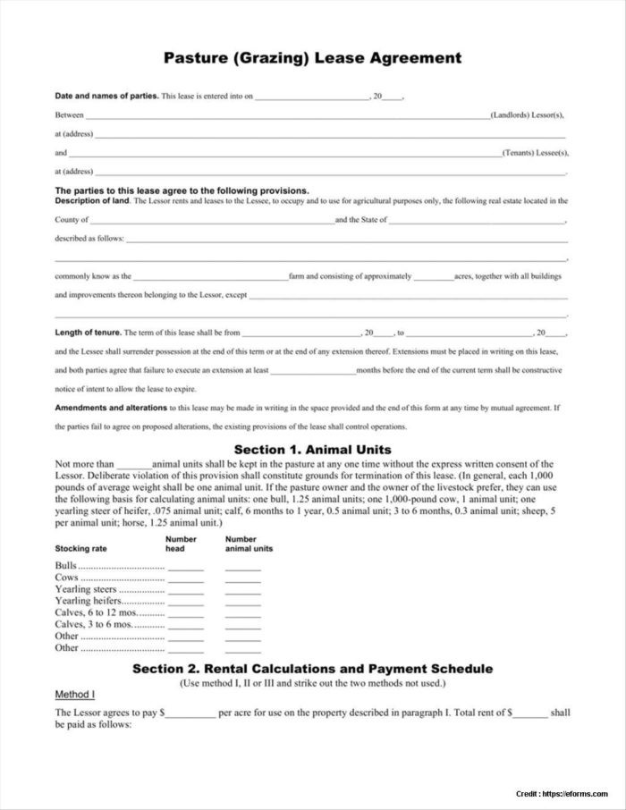 Pasture Lease Agreement Best Of Colorado Grazing Lease Form Form Resume Examples Jegg9blyqo