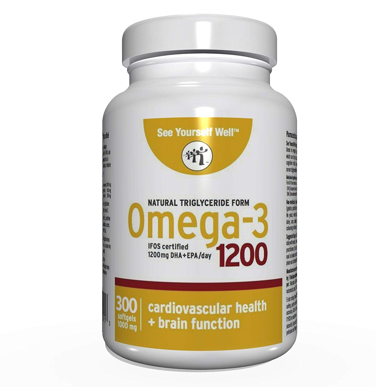 Omega 3 Forme Triglyceride