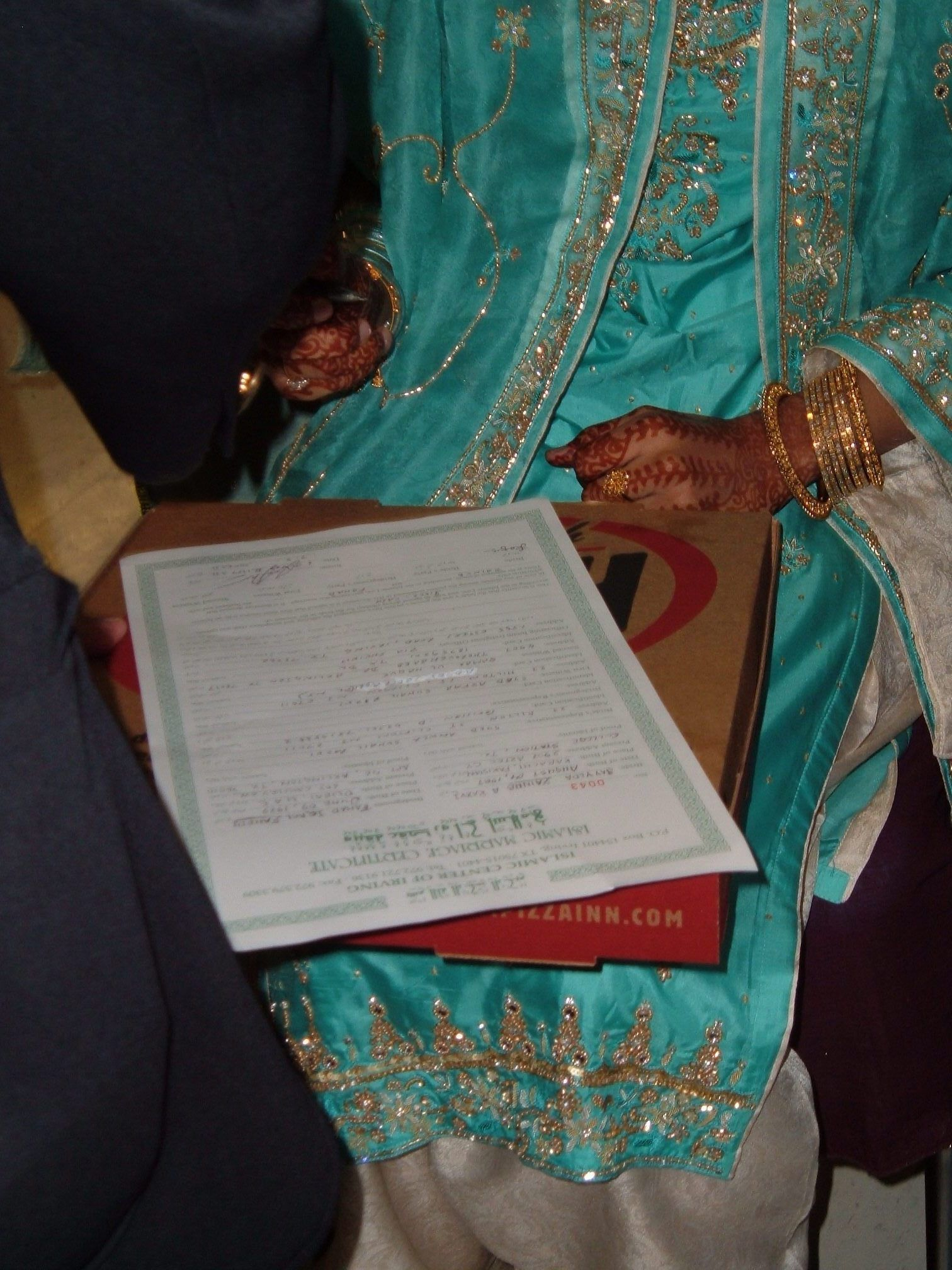 Online Muslim Marriage Registration Form