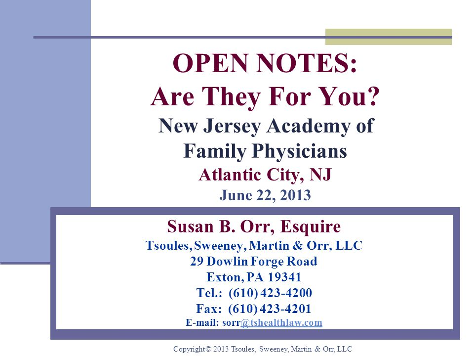 Open An Llc In New Jersey