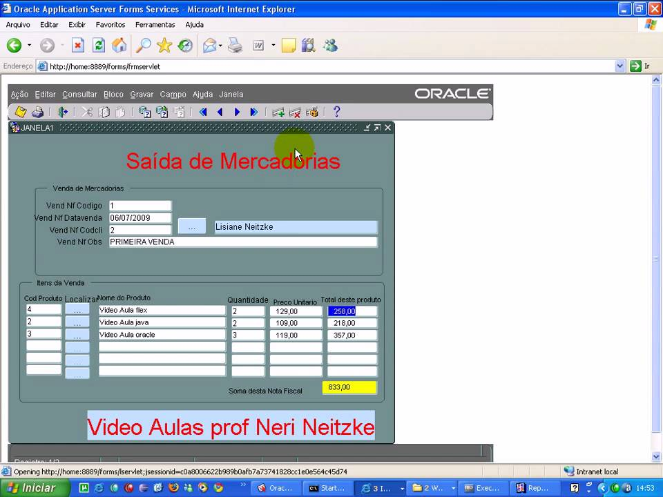Oracle Forms Pl Sql Tutorial