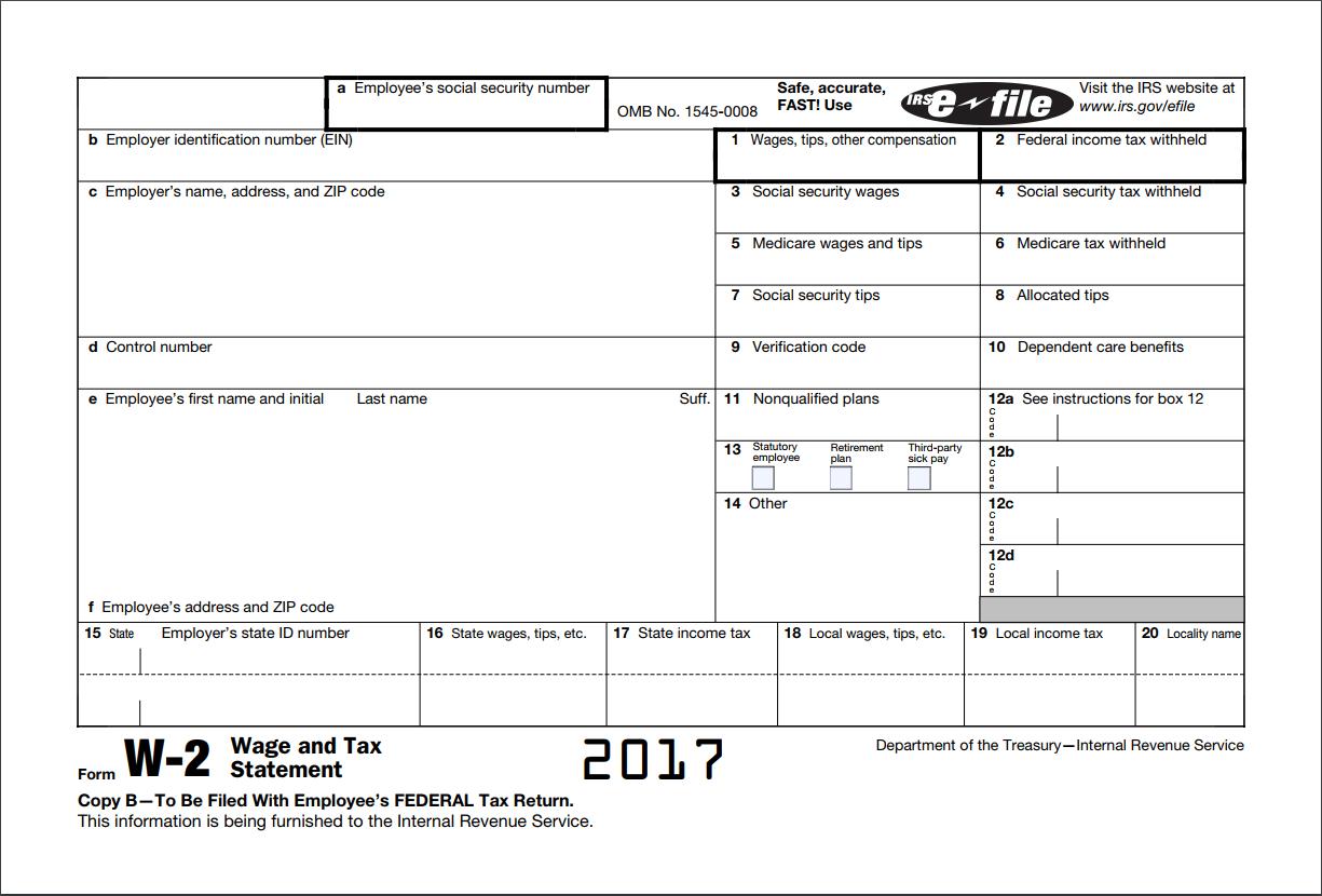 Oregon State University W2 Form