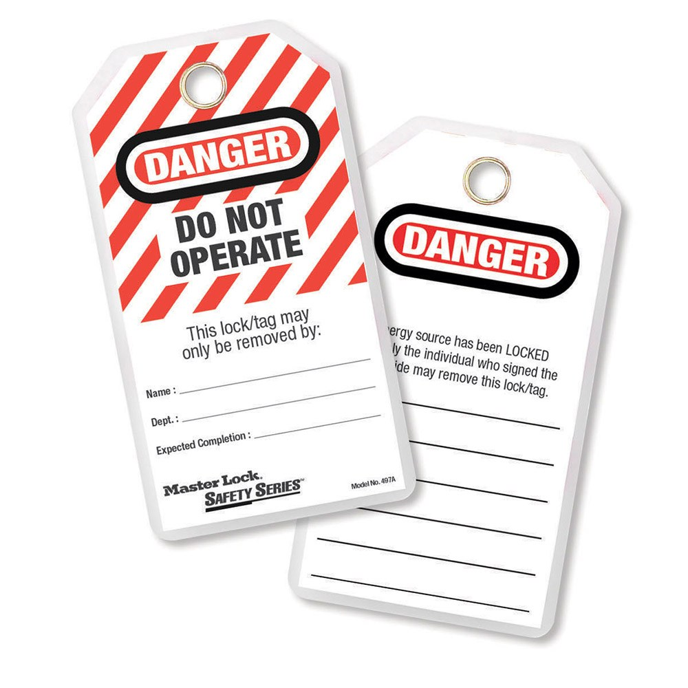 Osha Lockout Tagout Forms