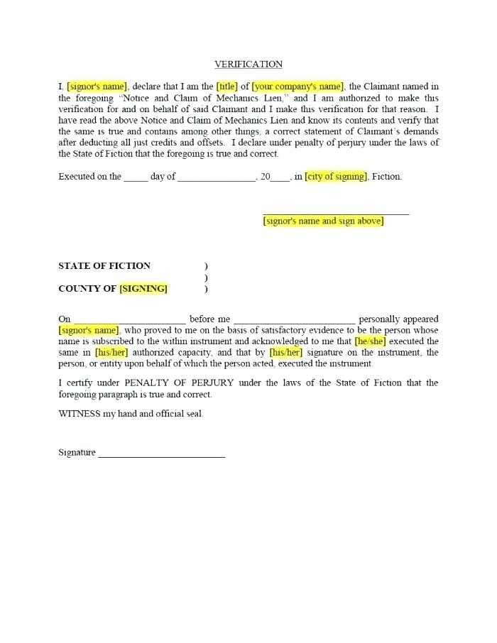 Partial Unconditional Waiver Of Lien Form