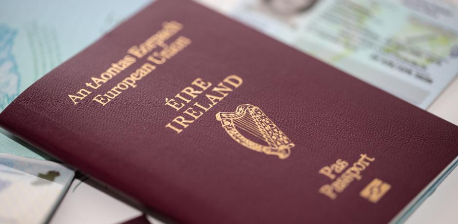 Passport Renewal Forms Ireland