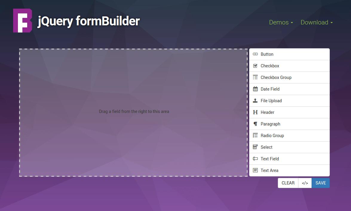 Php Jquery Mysql Form Builder
