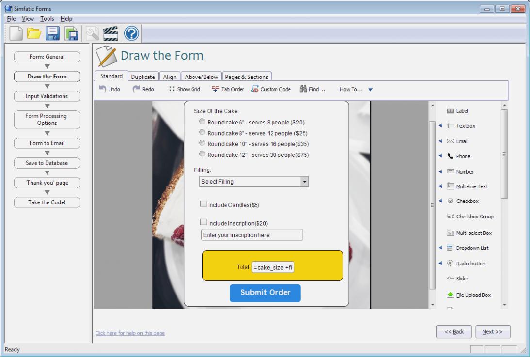Php Mysql Form Builder Free