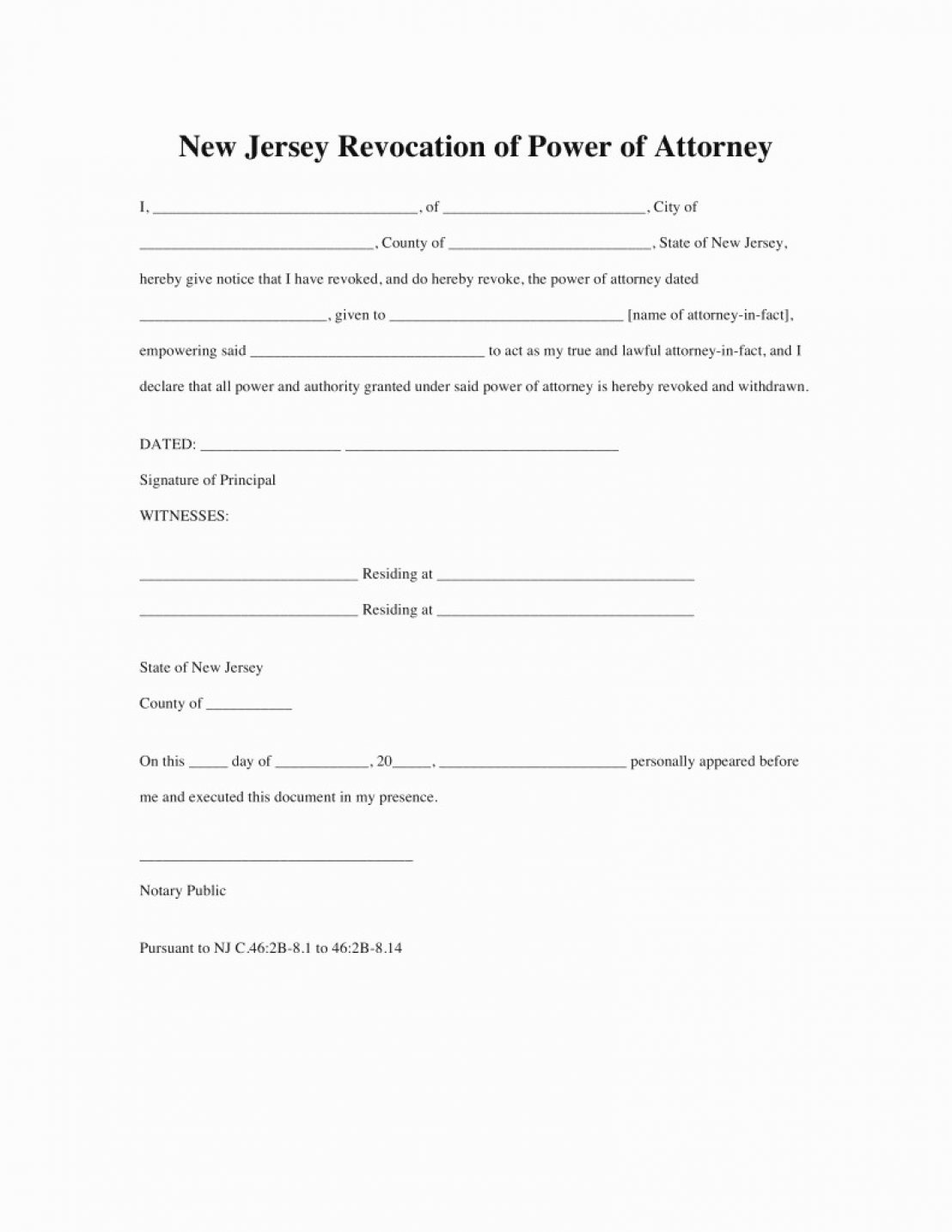 Power Of Attorney Forms Maine Elegant Power Of Attorney Form Nj State Full Thus Missouri ? Ommanglam
