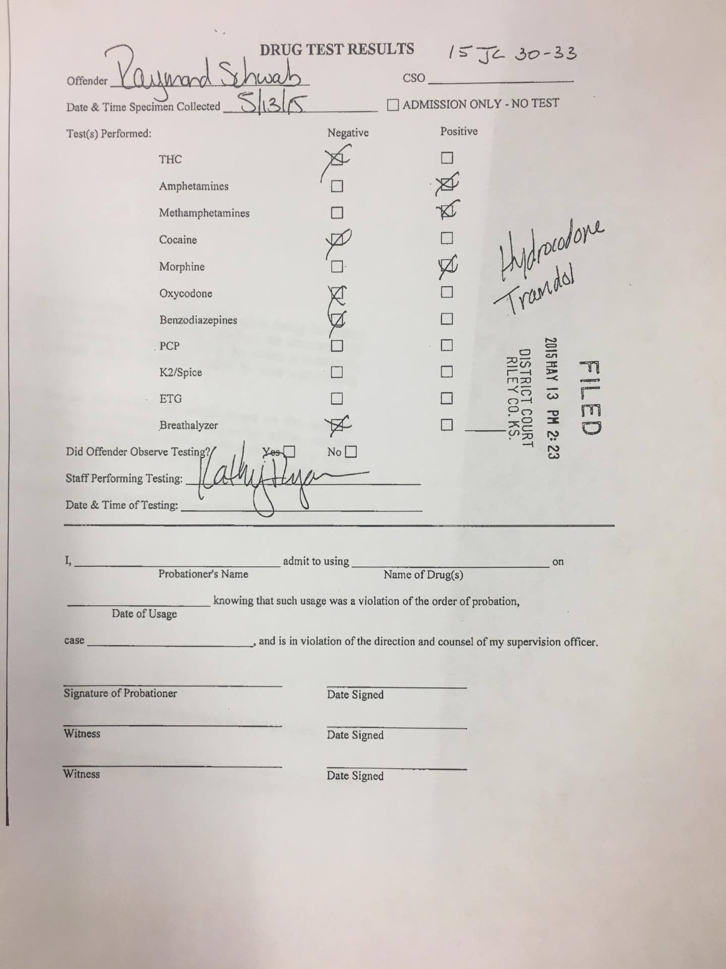 Pre Employment Background Check Consent Form