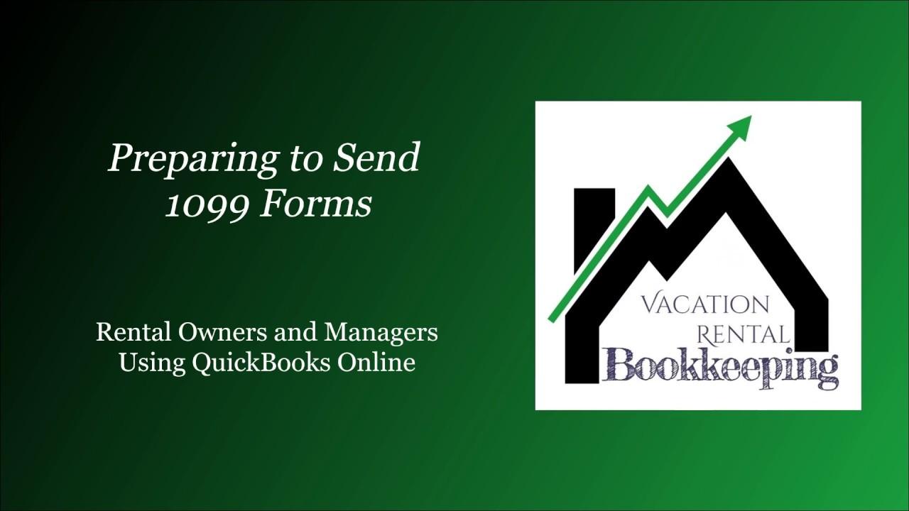 Preparing 1099 Forms Online