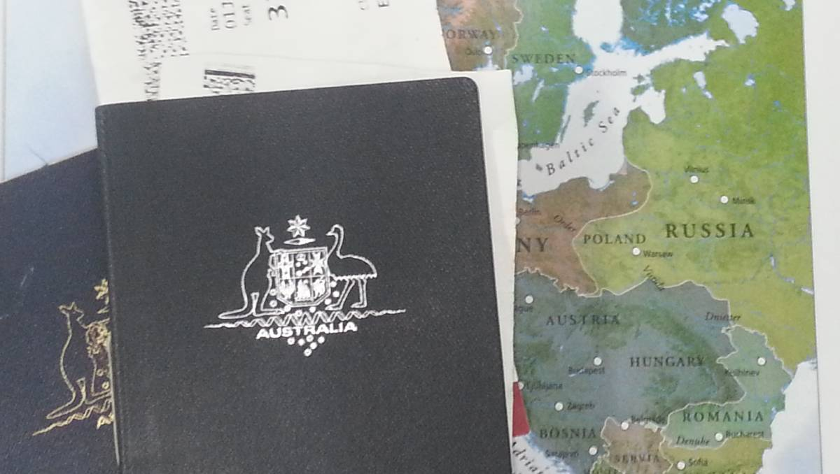 Print Australian Passport Renewal Form