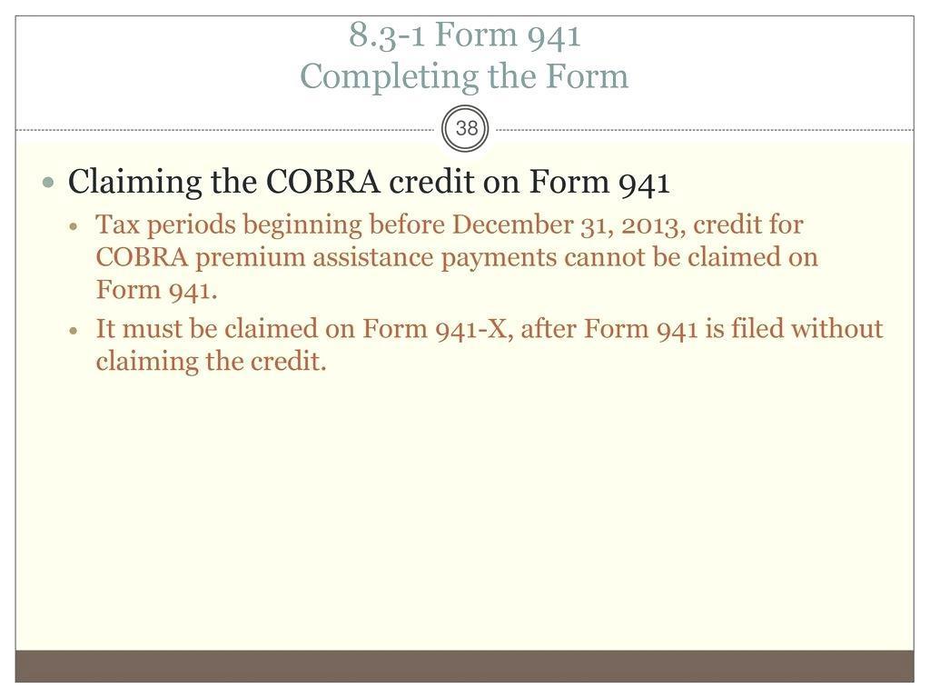 Printable Form 941 Schedule B