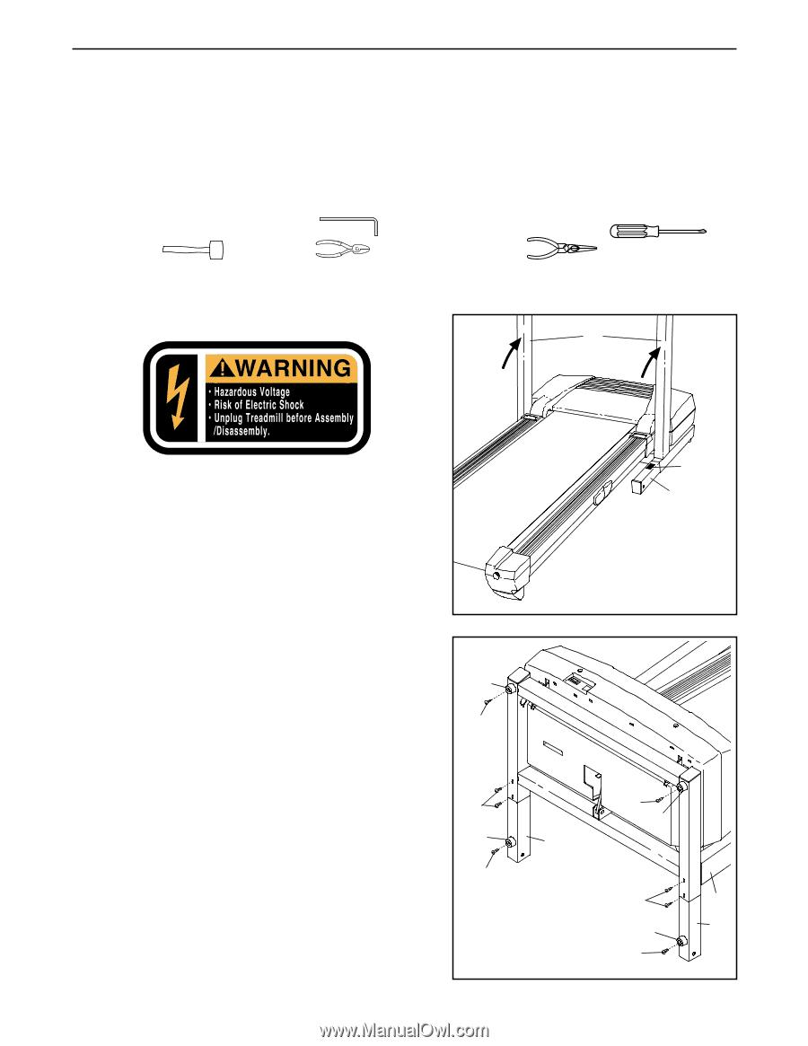 Proform 320x Parts