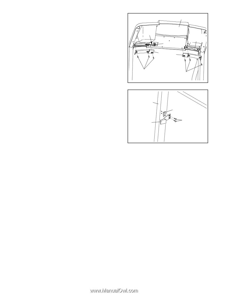 Proform 505s Crosstrainer Treadmill