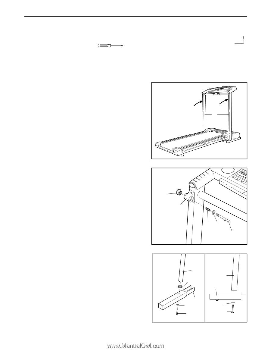 Proform 585qs Treadmill Specs
