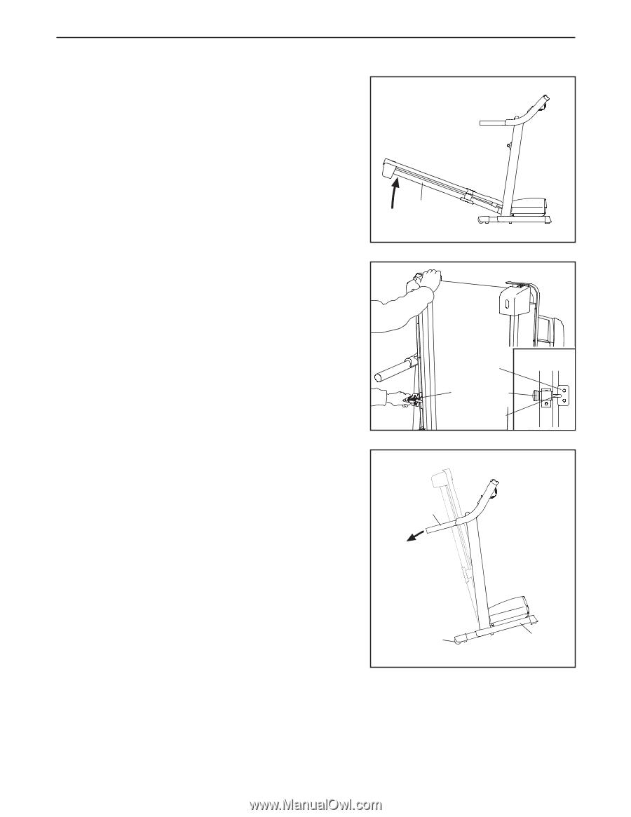Proform 660 Crosstrainer Treadmill Manual