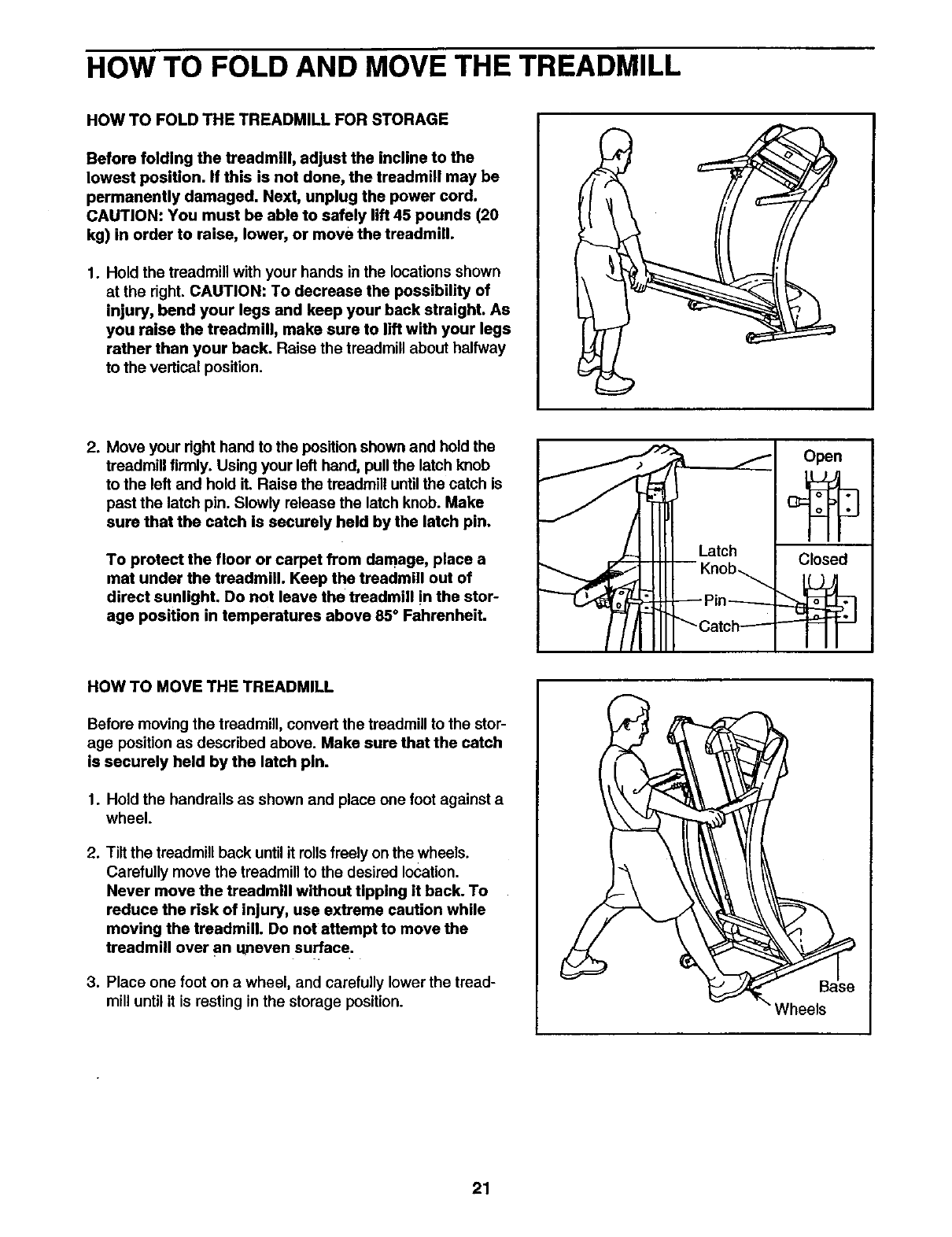 Proform 765 Ekg Manual
