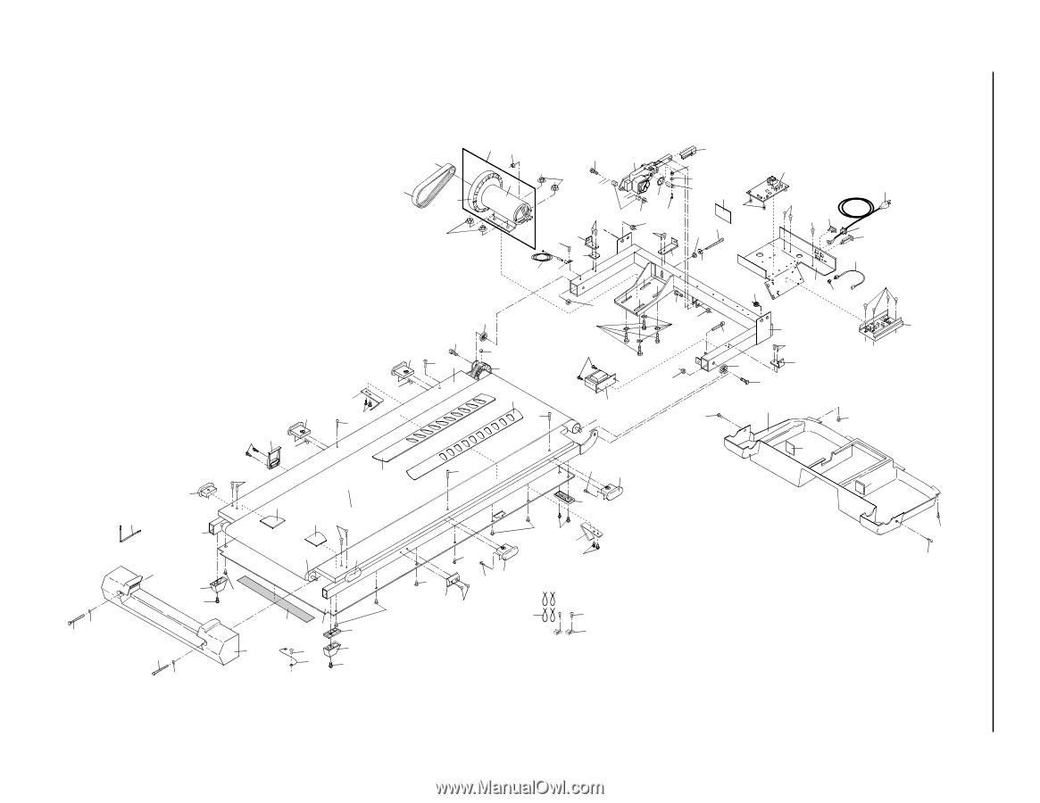 Proform 860 Ls Treadmill Manual