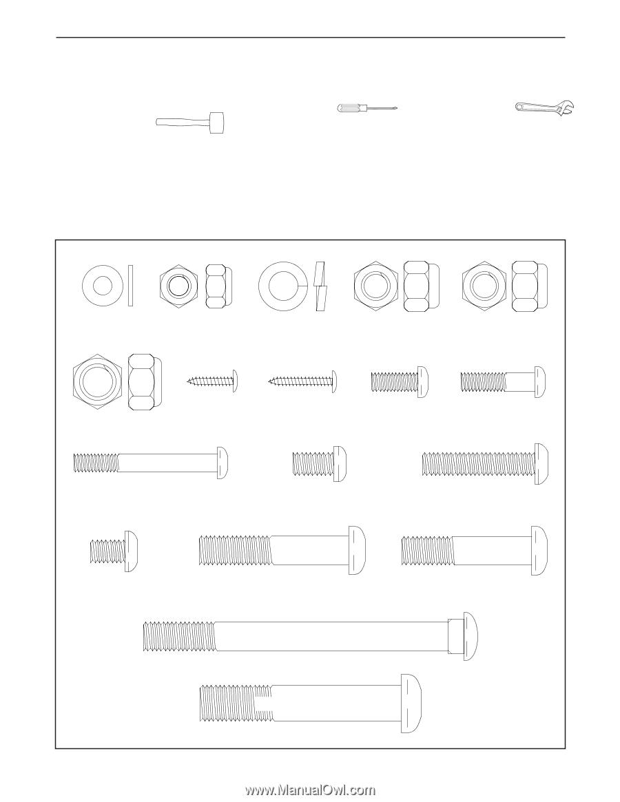 Proform Crosstrainer 56 Manual