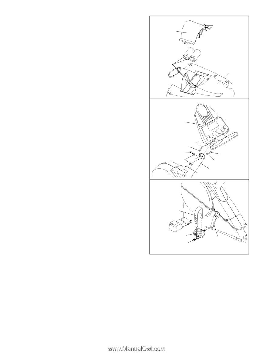 Proform Crosstrainer 970 Manual