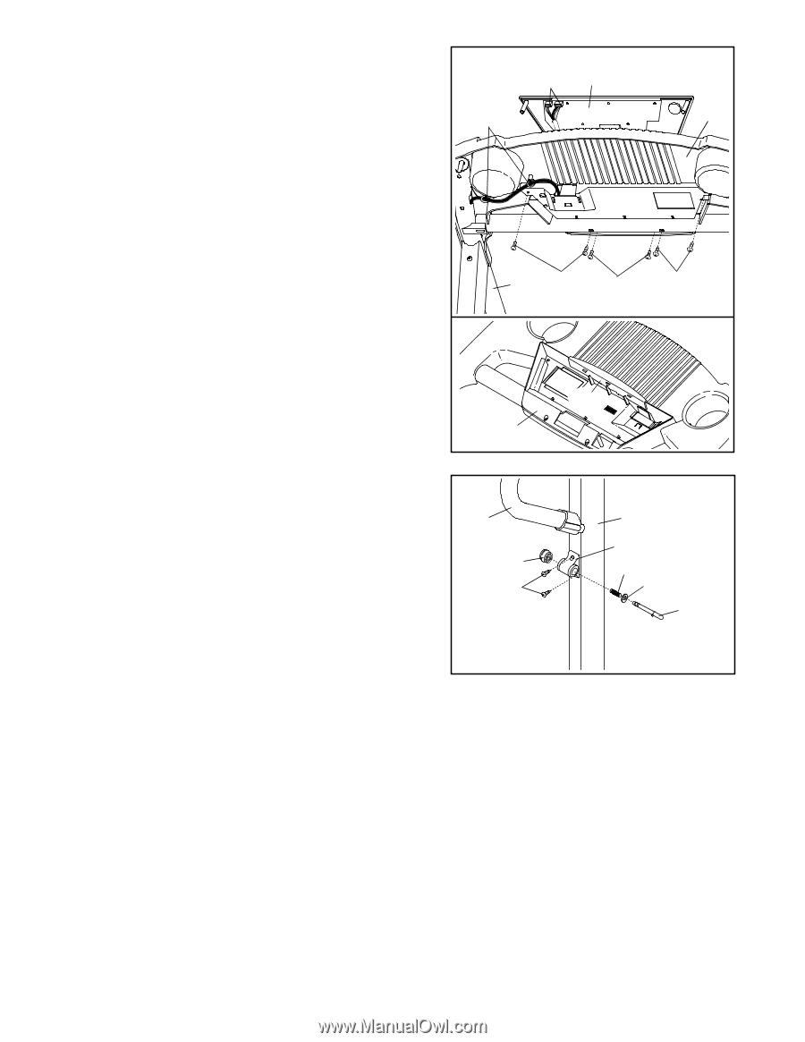 Proform Crosswalk 325x Dimensions