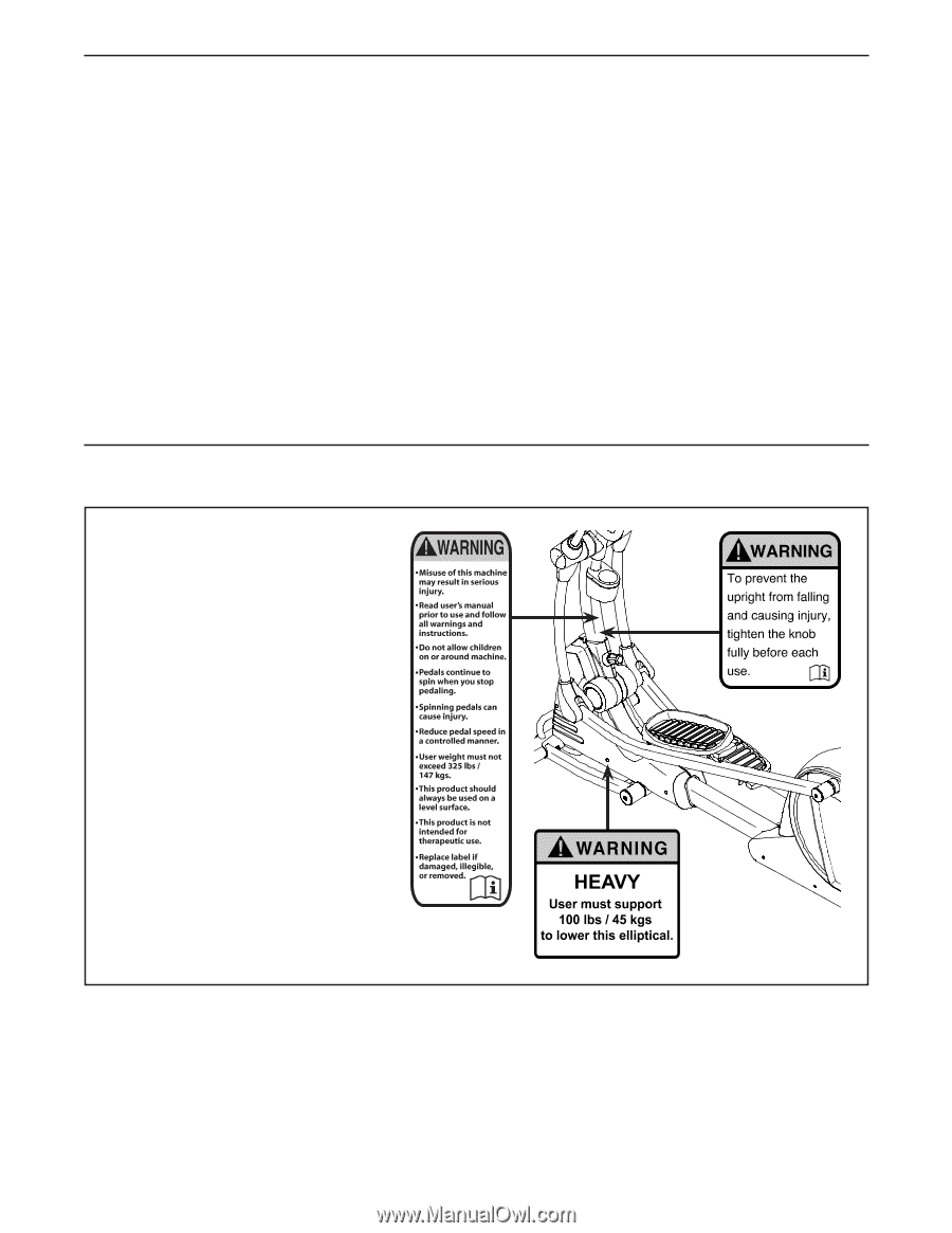 Proform Smart Strider 8.0