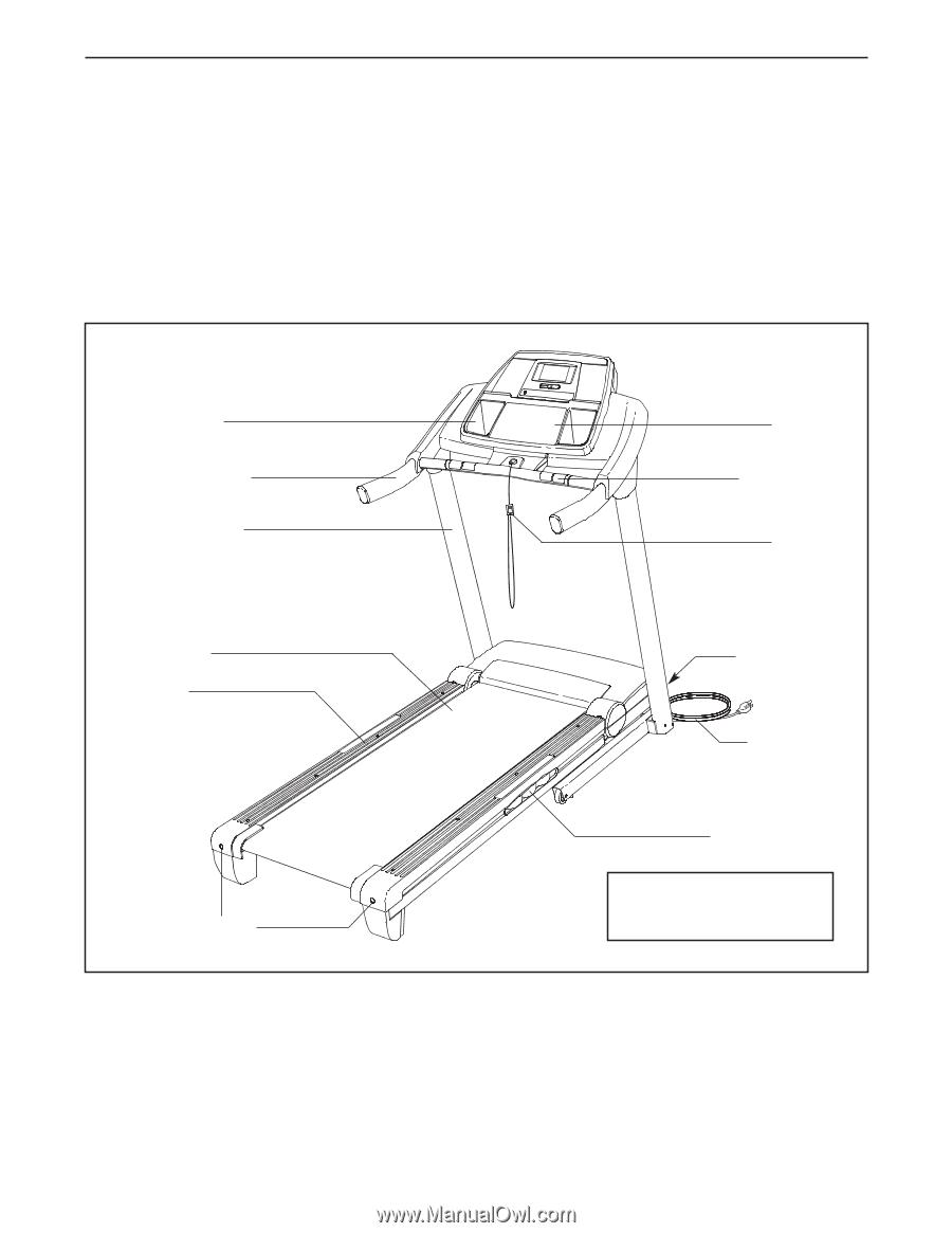 Proform Zt5 Treadmill Troubleshooting