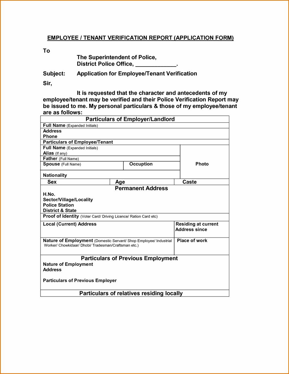 Proof Of Renters Insurance Form