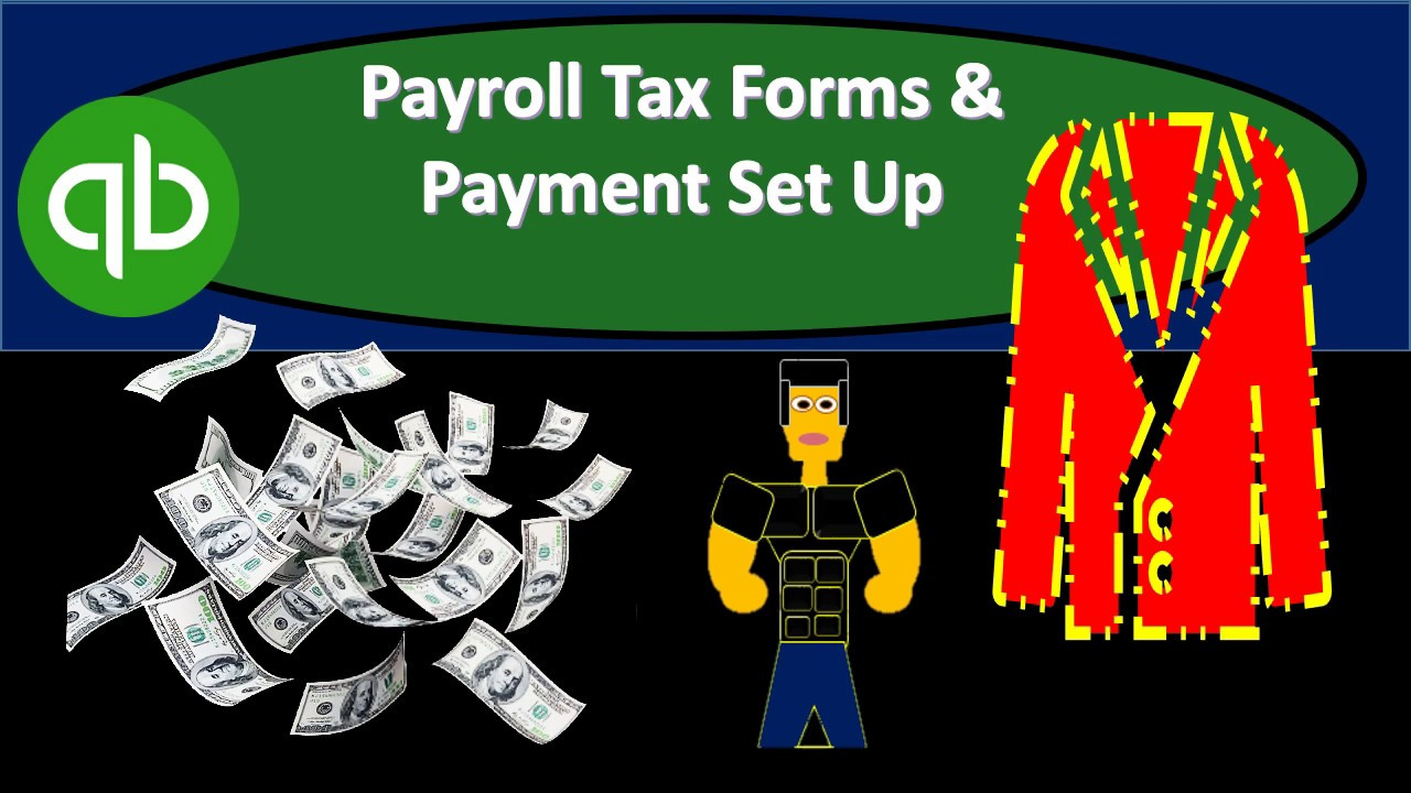 Quickbooks Online Payroll Tax Forms