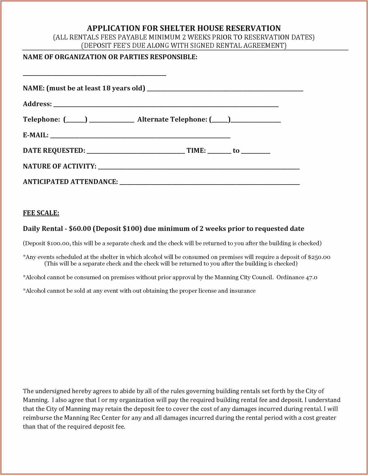 Rental Application Form Nc Awesome Vacation Rental Agreement Template Awesome Apartment Rental