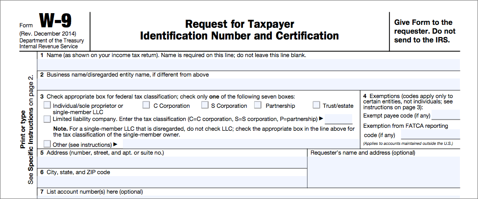 Requirement To File Form 1099 Misc