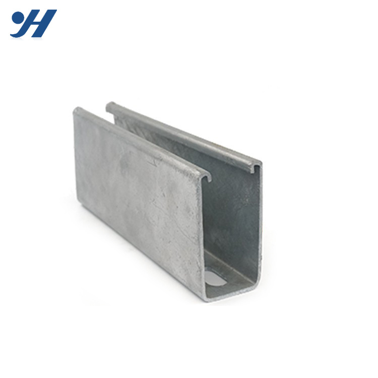 Roll Formed Steel Channel