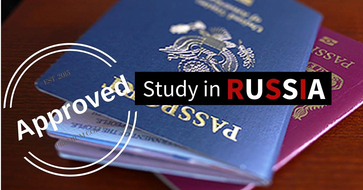 Russian Student Visa Application Form Online