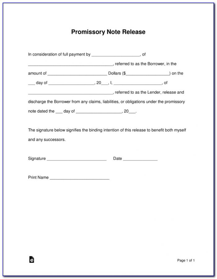 Sample Format Of Promissory Note In Tagalog