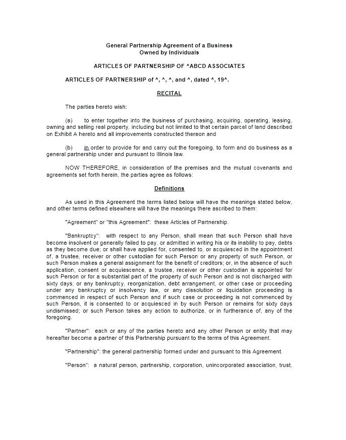 Sample Land Contract Agreement Michigan