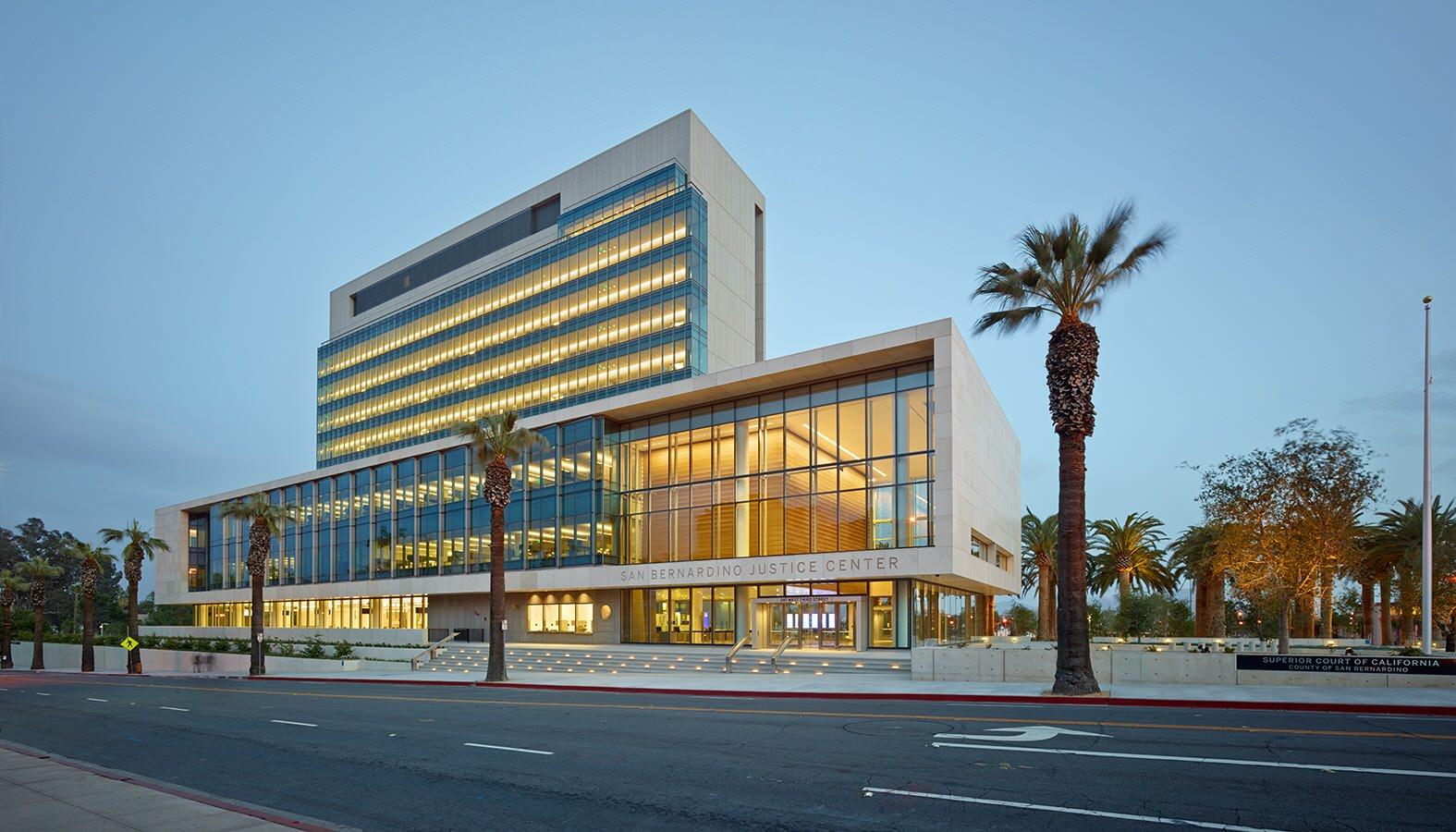 San Bernardino County Court Fax Filing