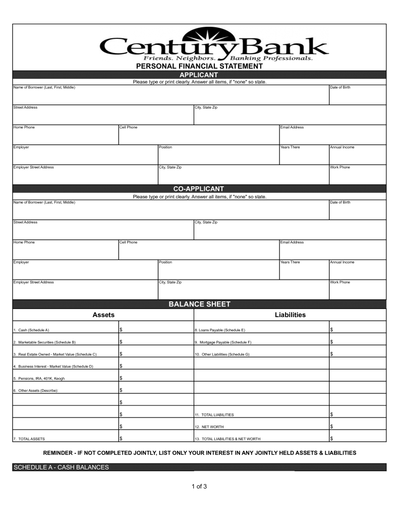 Sba Online Forms
