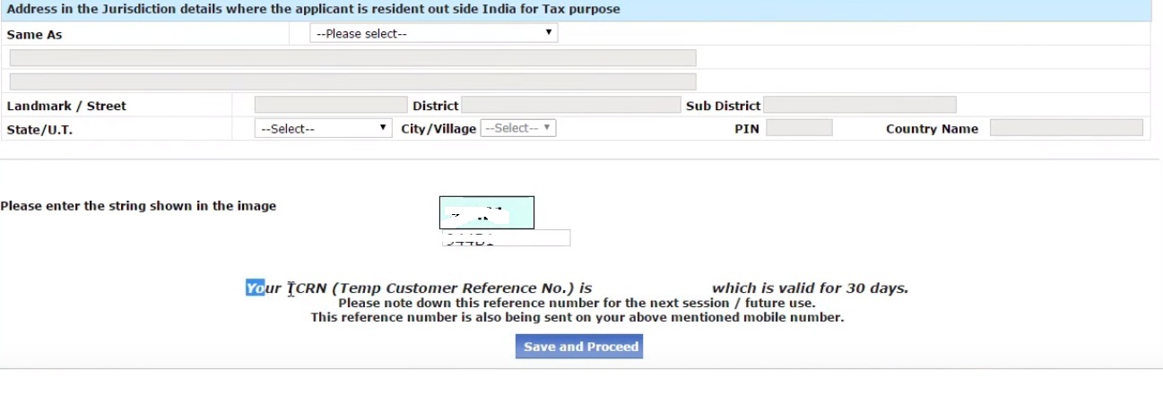Sbi Bank Account Opening Form Fill Up