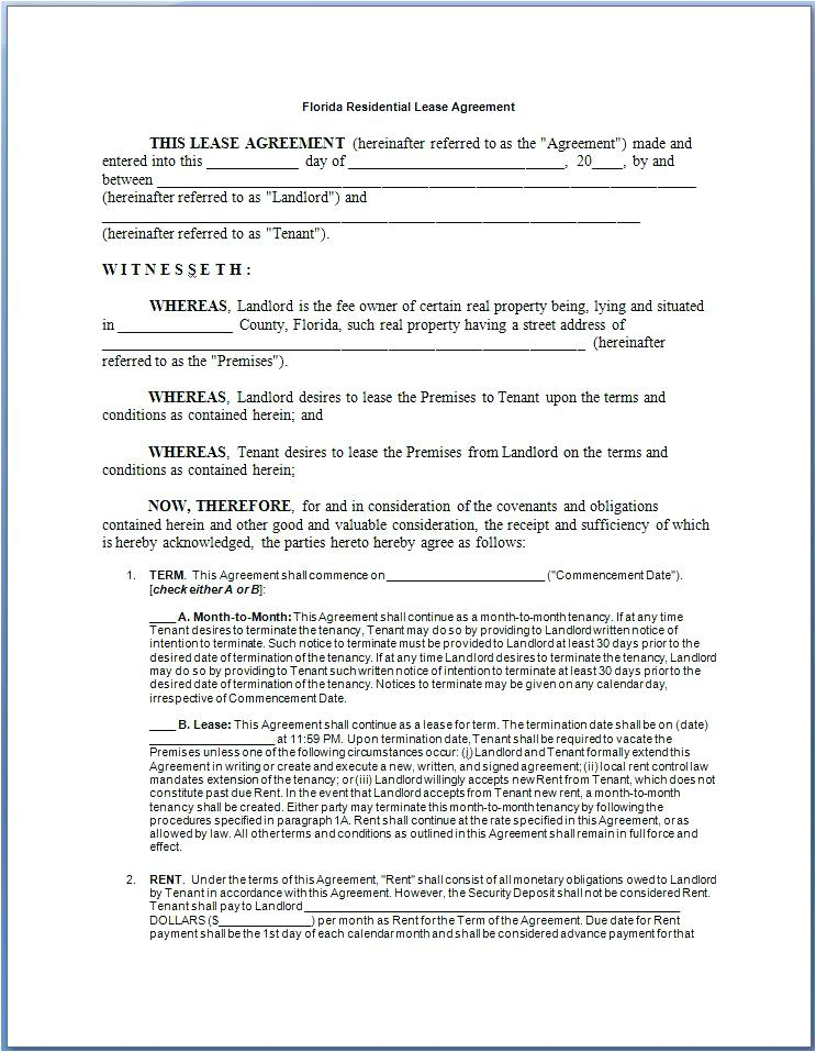 Simple House Rent Agreement Format In Hindi