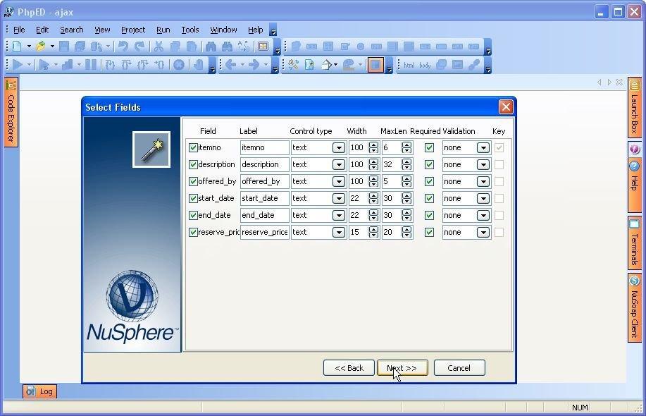 Smart Php Mysql Form Maker
