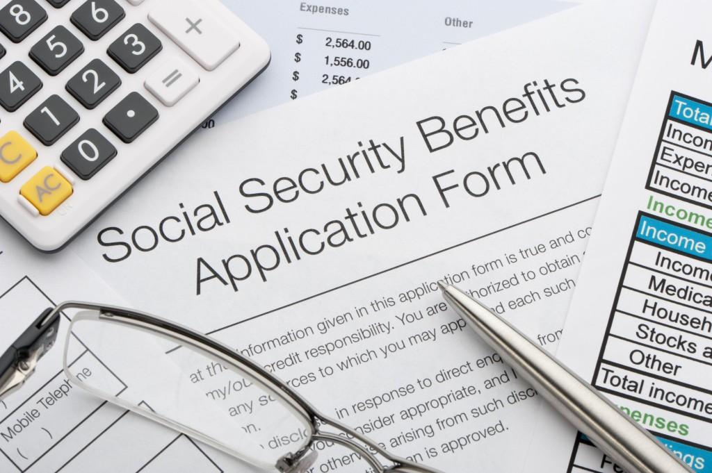 Social Security Disability Application Form Massachusetts