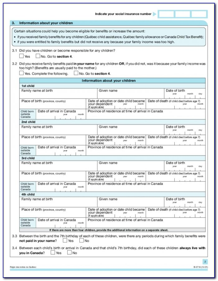 Social Security Disability Forms Ct