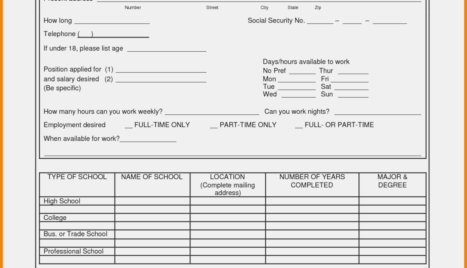 Social Security Medicare Form Cms 1763