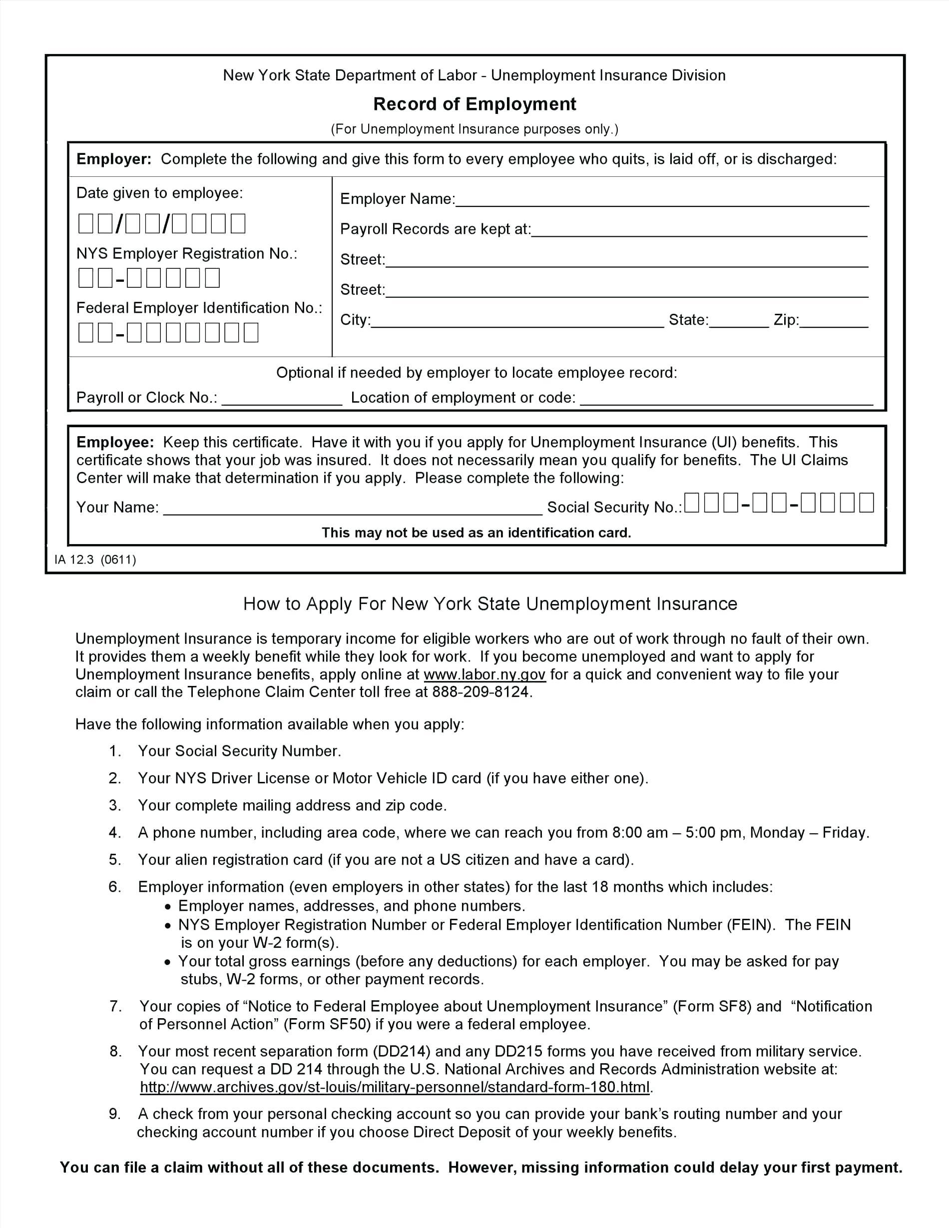 Social Security Temporary Disability Forms