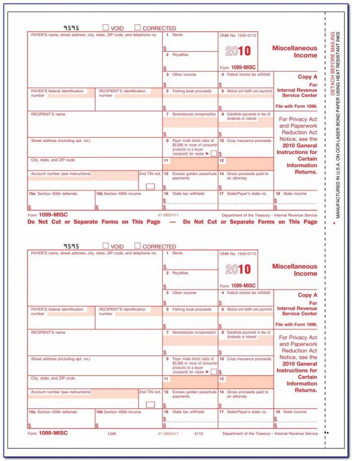 Software For Tax Forms