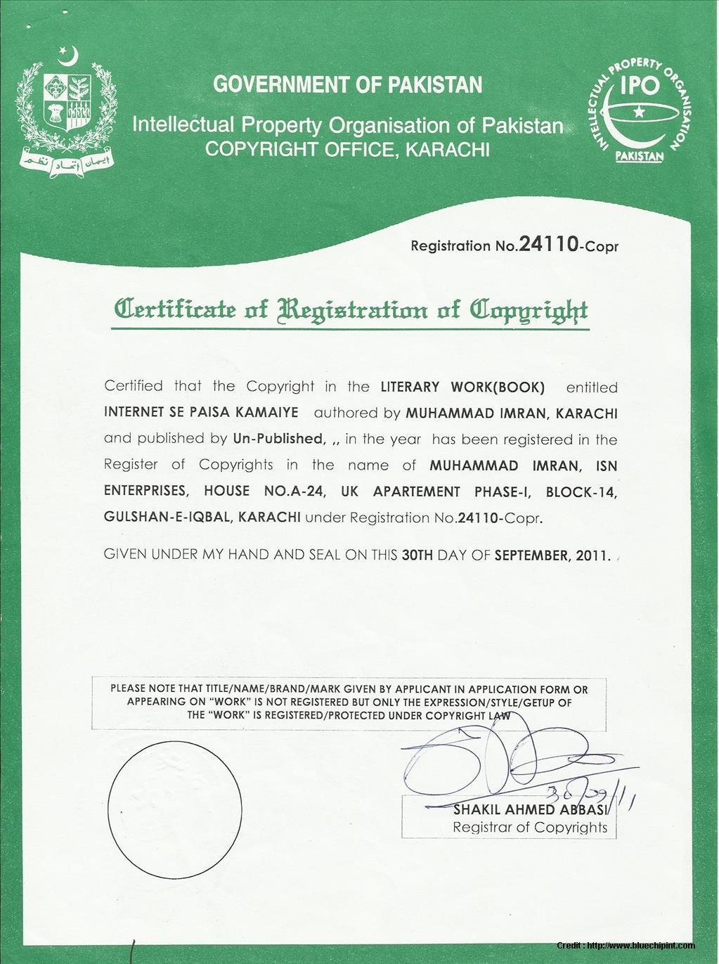 Sole Proprietorship Forms Ghana
