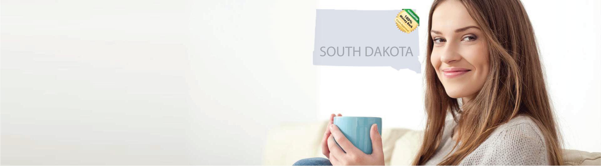 South Dakota Online Divorce Forms