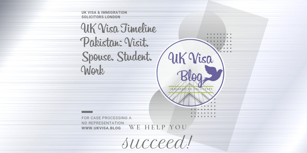 Spouse Visa Application Form For Uk From Pakistan