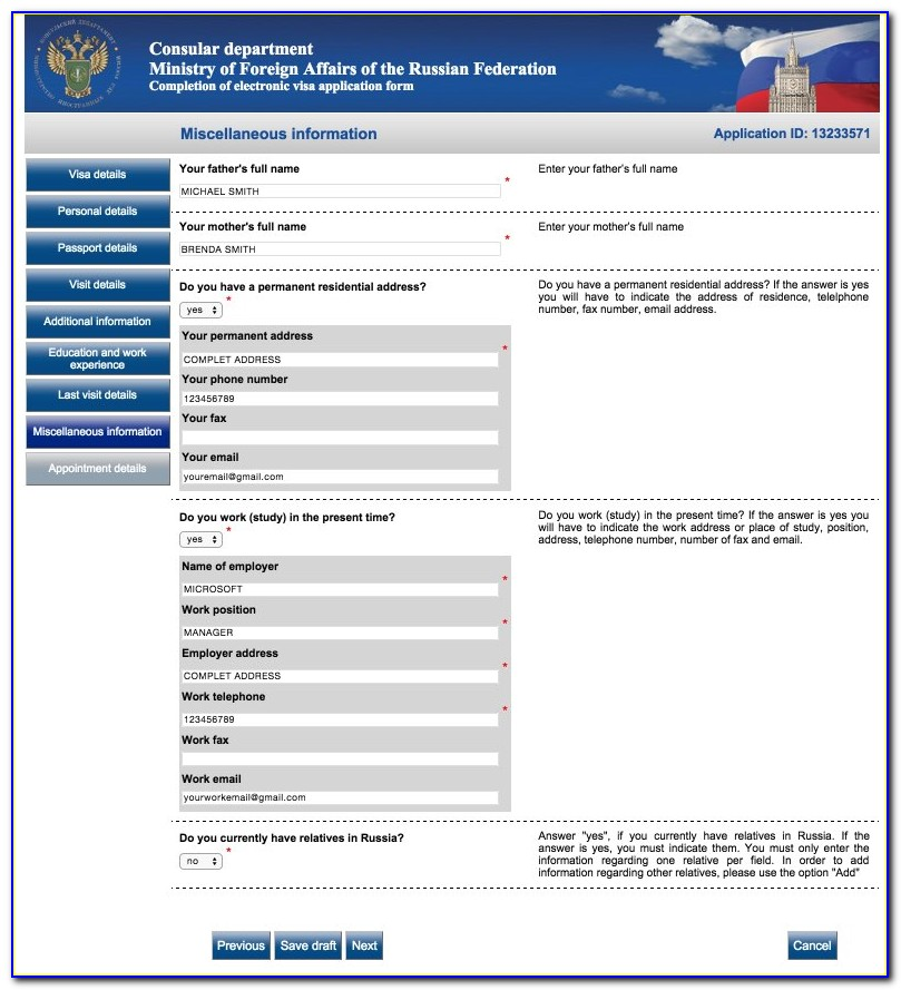 Spouse Visa Application Form Uk