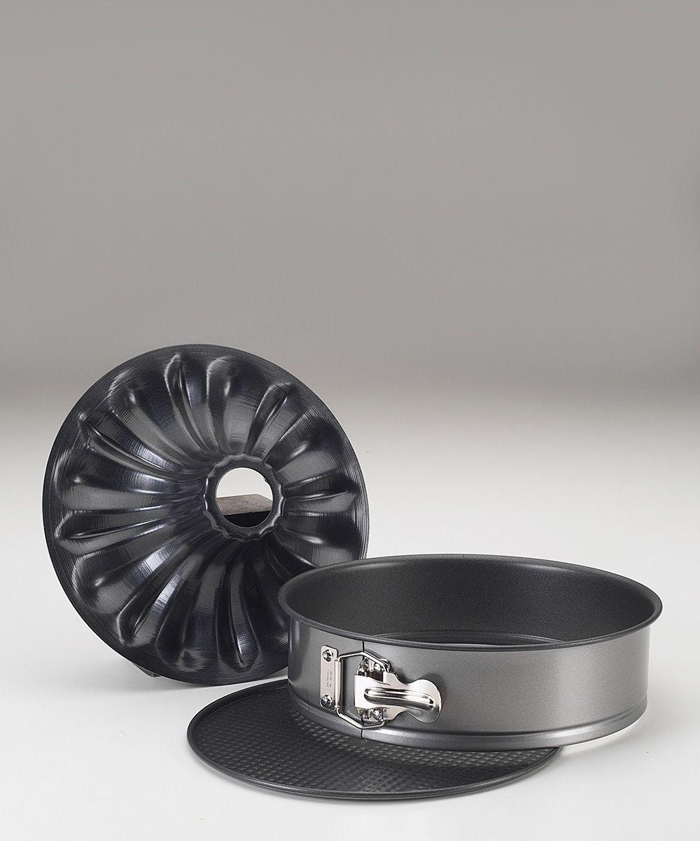 Springform Bundt Cake Pan